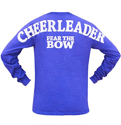 youth-cheerleader-fear-the-bow-stadium-jersey-t-shirt-purple-medium