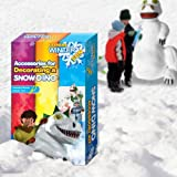 Snow Dino Kit -- Build and Decorate Your own Dinosaur from Snow