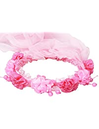 Takspin Pink Banana And Side Hair Clip For Women.