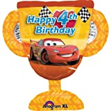 Disney Cars Happy 4th Birthday 26