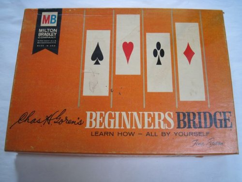 Chas. H. Goren's Beginners Bridge - 1