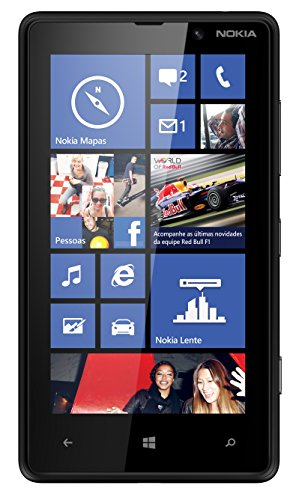 Nokia Lumia 820 8GB GSM 4G LTE Windows 8 Smartphone - Black - AT&T - No Warranty (Nokia Lumina 900 Factory Unlocked compare prices)