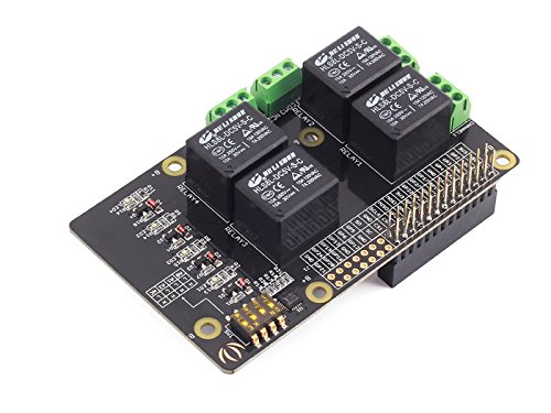 Simply Automationized: Raspberry Pi Relay Boards Compared