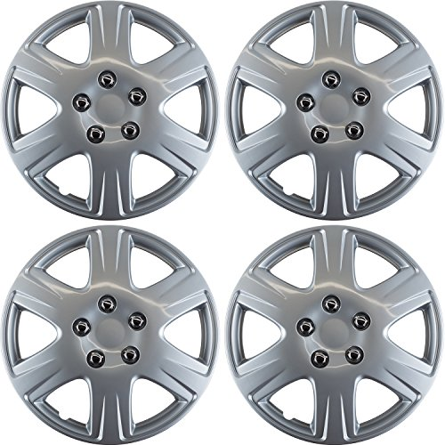 Hubcaps for Toyota Corolla 2005-2008 Set of 4 Pack 15
