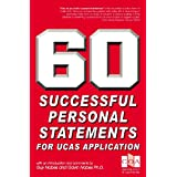 60 Successful Personal Statements for UCAS Application