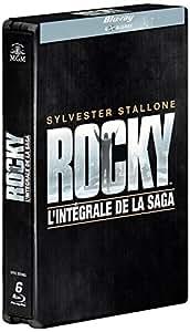 Rocky - L'intégrale de la saga [Édition Limitée boîtier SteelBook]