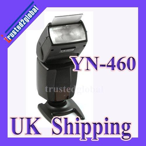 Flash Speedlite YongNuo YN-460 for Canon Nikon Pentax Olympus