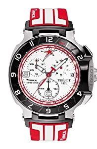 Tissot T-Race Nicky Hayden 2013 Limited Edition Chronograph Mens Watch T048.417.27.017.00
