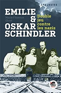 emilie et oskar schindler double jeu contre les nazis babelio. Black Bedroom Furniture Sets. Home Design Ideas