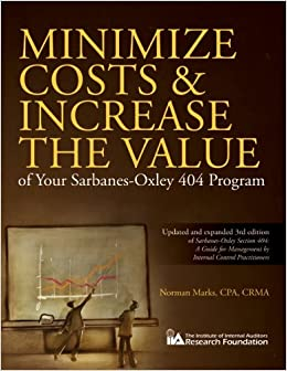 Minimize Costs and Increase the Value of Your Sarbanes ...