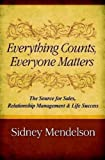 img - for Everything Counts, Everyone Matters book / textbook / text book