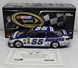 Brian Vickers 2013 Aarons Loudon Win #55 1:24 NASCAR Diecast