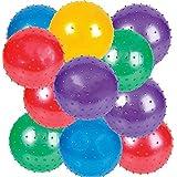 5 inch Knobby Balls - 12 Pack 4E's Novelty