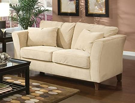 Park Place Love Seat By Coaster Furniture