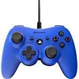 POWER A WIRED CONTROLLER for PS3 - BLUE