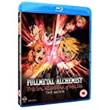 Full Metal Alchemist Movie 2: Sacred Star of Milos [Blu-ray] [Reino Unido]