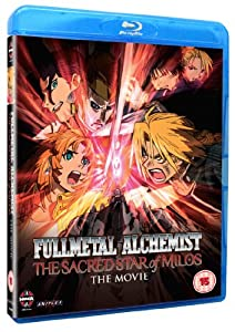 Full Metal Alchemist Movie 2: Sacred Star of Milos [Blu-ray]