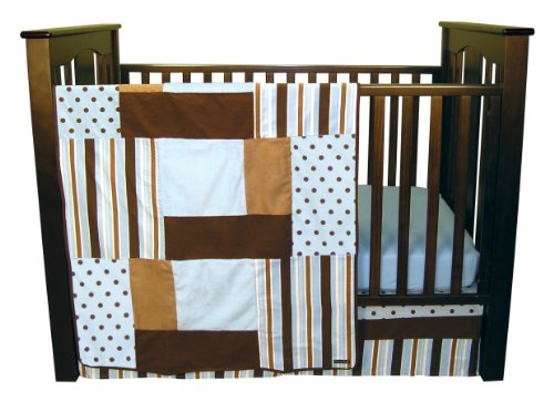 Trend Lab Max 3 Piece Crib Bedding Set