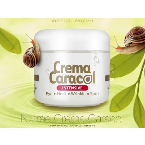 Crema Caracol INTENSIVE Eye・Neck・Wrinkle・Spot かたつむり イン...