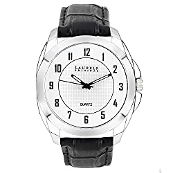 Laurels Diplomat Analog Silver Matt Dial Mens Watch ( Lo-Dip-102)