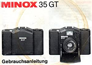 "MINOX 35 GT, and Matching Flash, Vintage 1981 German ""miniature"" camera & flash"