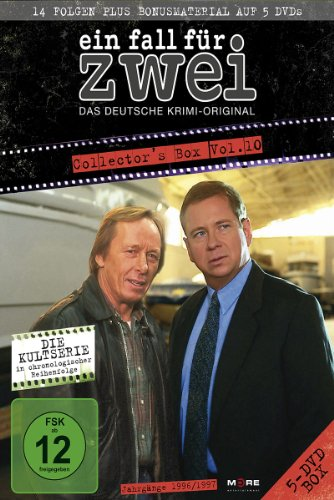 Ein Fall für Zwei - Collector's Box 10 [5 DVDs]