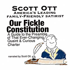 Our Fickle Constitution Audiobook
