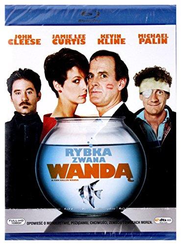 A Fish Called Wanda [Blu-Ray] [Region Free] (English audio. English subtitles)