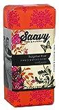 Saavy Naturals - Jojoba Handcrafted Soap Bulgarian Rose - 8 oz.