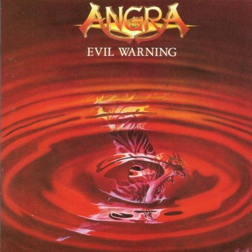 Evil Warning Ep by Angra (2002-02-26)
