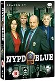 NYPD Blue Complete Season 7 [DVD]