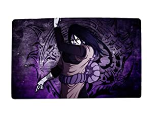 A Wide Variety of Naruto Anime Characters Desk & Mouse Pad Table Play Mat (Orochimaru)