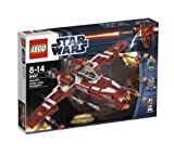 LEGO Lego Star Wars - Republic Striker-class Starfighter - 9497 9497 (Jedi Master Satele Shan goes into space aboard the Republic Striker- class Starfighter... )