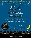 "Alisha Brosse, ""End the Insomnia Struggle"" (New Harbinger, 2016)"