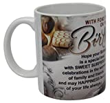 Birthday Gift Coffee Mug || Birthday Gift For BFF || La Corsa (Set 1)