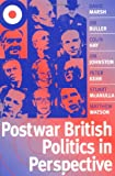 img - for Postwar British Politics in Perspective book / textbook / text book