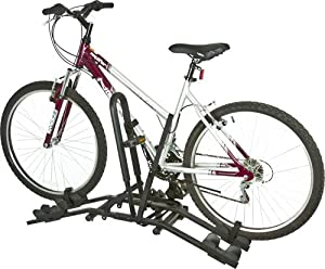 Trekker Bike Rack Hitch Mounted Bike Car Rack on carry on trailer accessories