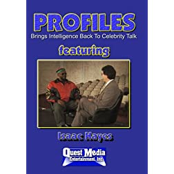 PROFILES Featuring Isaac Hayes