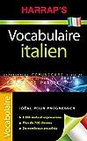 Harrap's Vocabulaire italien