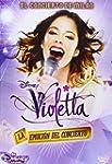 Violetta: La Emoci�n Del Concierto [DVD]