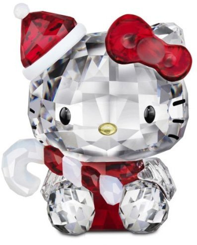 Swarovski Hello Kitty Santa 1142935 by Swarovski