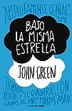 Image of Bajo La Misma Estrella (Spanish Edition)