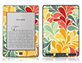 Gelaskins Protective Skin Designer Cover for Amazon Kindle Touch - Sea Garden - Cosmo Cricket