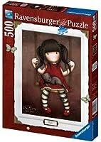 Ravensburger - 14193 - Puzzle Classique - 500 Pièces - Ruby / Gorjuss