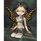 """Fairy with Dried Flowers by Jasmine Becket-Griffith 10""""x8"""" Art Print Poster by Bruce McGaw"""