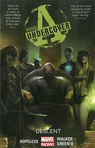 AVENGERS UNDERCOVER 01 DESCENT