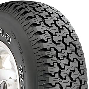 goodyear wrangler radial tire 235 75r15 105s automotive. Black Bedroom Furniture Sets. Home Design Ideas