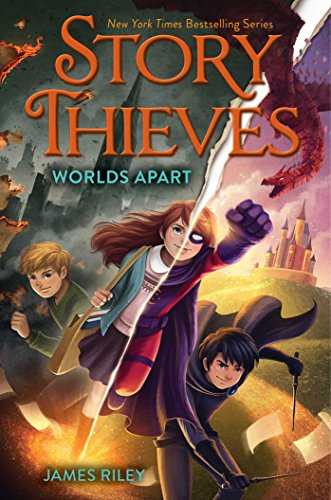 Worlds Apart (Story Thieves) [Riley, James] (Tapa Blanda)