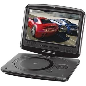 GPX PD951R 9 Portable DVD Player