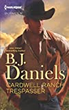 img - for Cardwell Ranch Trespasser (Harlequin Intrigue Series) book / textbook / text book
